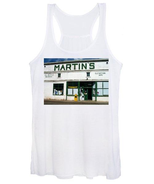 Martin's Women's Tank Top