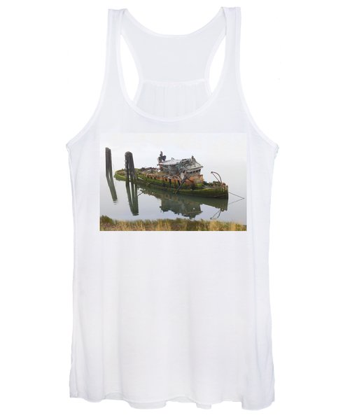 Mary D Hume Women's Tank Top