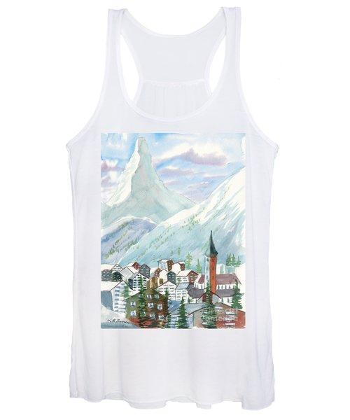 Matterhorn Women's Tank Top