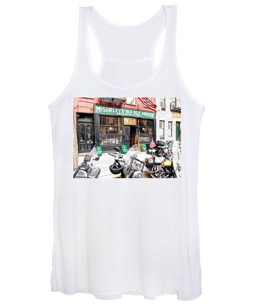 Mcsorley's Old Ale House Women's Tank Top