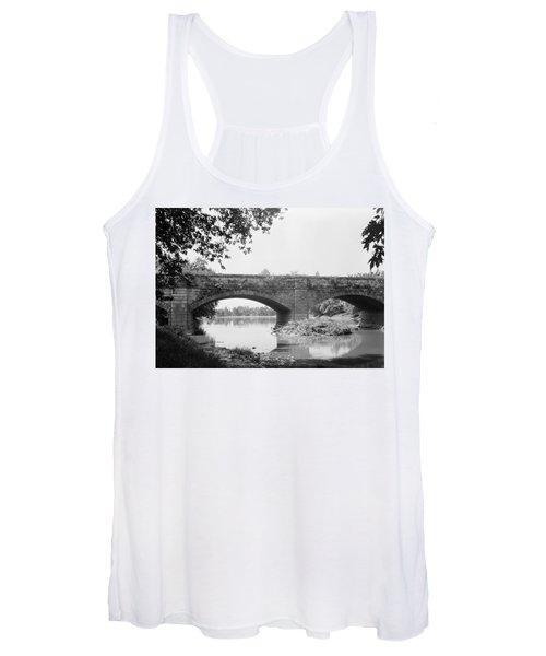 Monocacy Aqueduct, 1936 Women's Tank Top