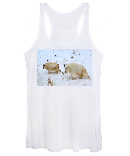 Mother And Child Women's Tank Top
