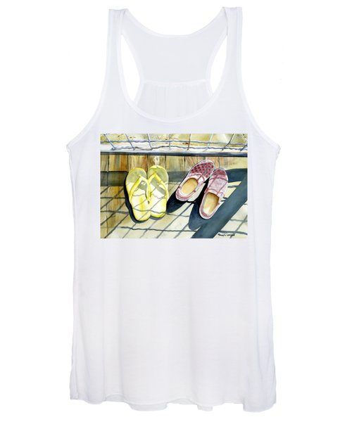 Mother And Daughter Women's Tank Top