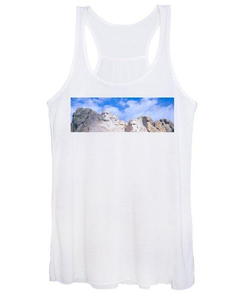 Mount Rushmore, South Dakota Women's Tank Top