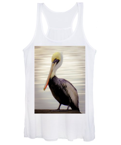 My Visitor Women's Tank Top