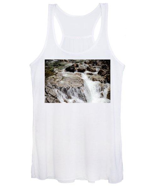 Backroad Waterfall Women's Tank Top