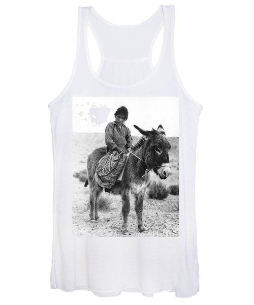 Navajo Herder Women's Tank Top