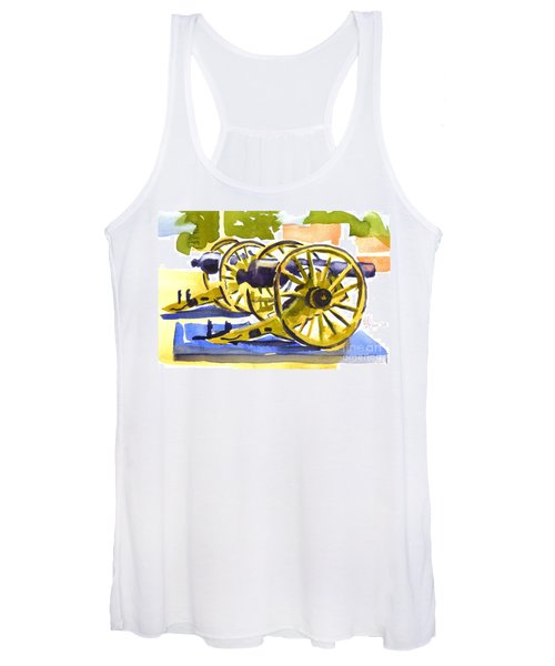 New Cannon Women's Tank Top