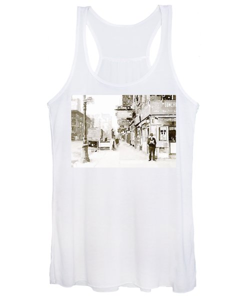 New York 1940 Women's Tank Top