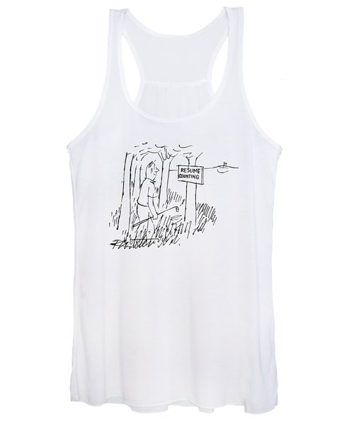 New Yorker August 13th, 1955 Women's Tank Top