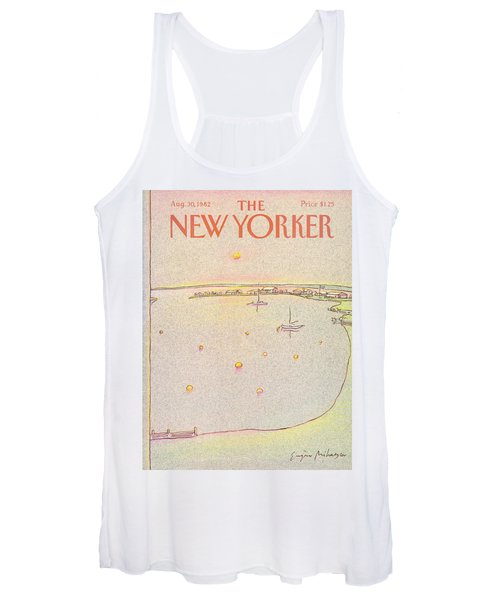 New Yorker August 30th, 1982 Women's Tank Top
