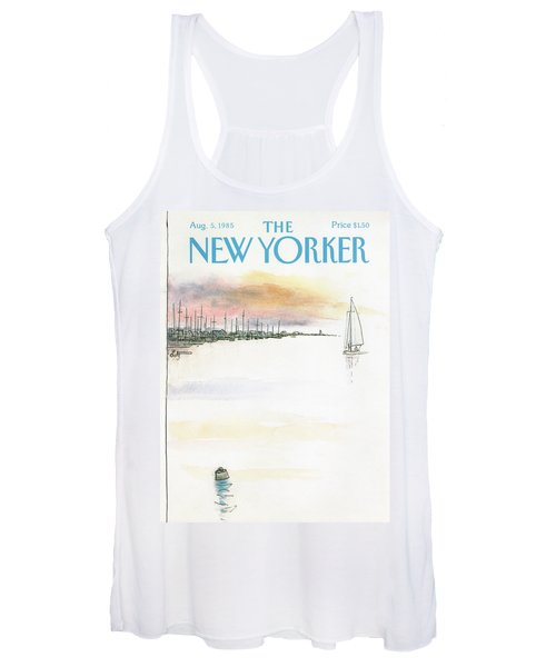 New Yorker August 5th, 1985 Women's Tank Top
