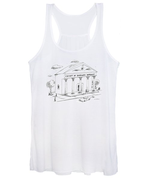New Yorker January 5th, 1998 Women's Tank Top