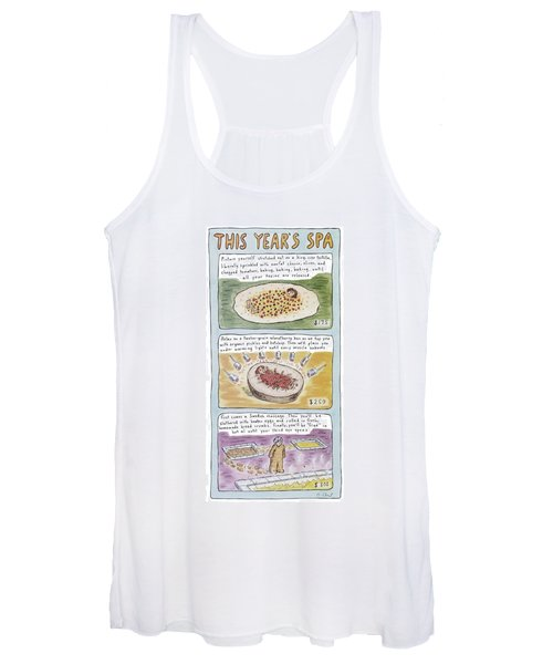 New Yorker June 2nd, 1997 Women's Tank Top