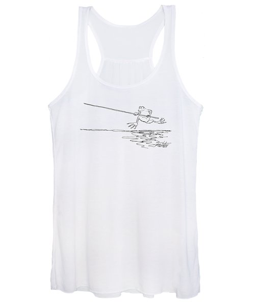 New Yorker March 12th, 1990 Women's Tank Top