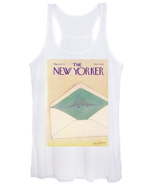 New Yorker May 14th, 1979 Women's Tank Top