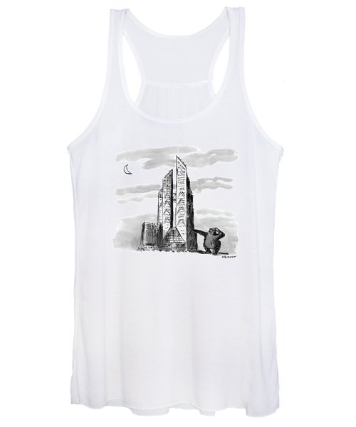 New Yorker November 23rd, 1987 Women's Tank Top