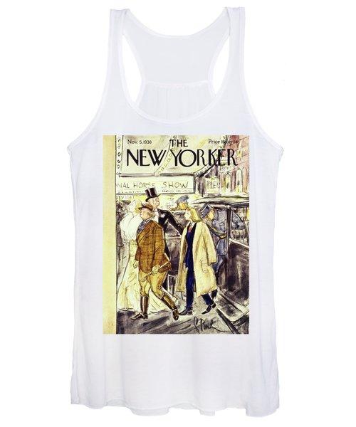 New Yorker November 5 1938 Women's Tank Top