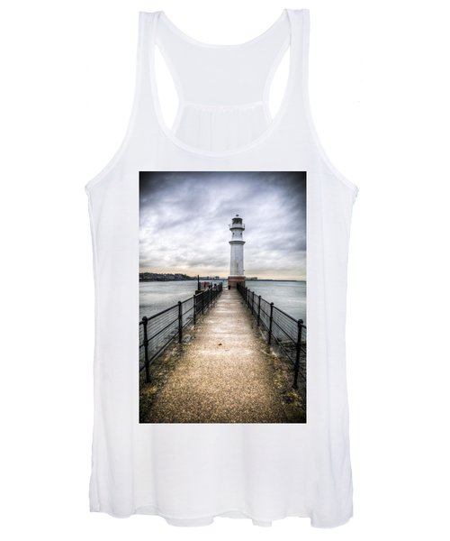 Newhaven Lighthouse Women's Tank Top