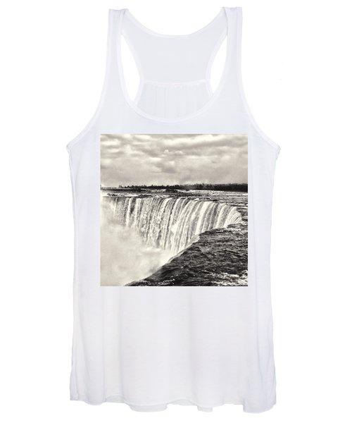 Niagara Falls  Women's Tank Top
