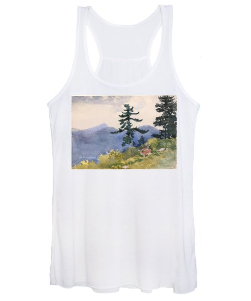 North Woods Club Women's Tank Top
