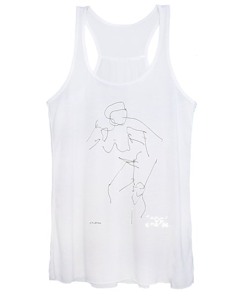 Nude Female Drawings 14 Women's Tank Top