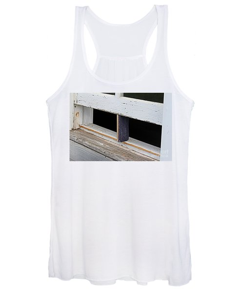 Old Fashioned Air Conditioning Women's Tank Top