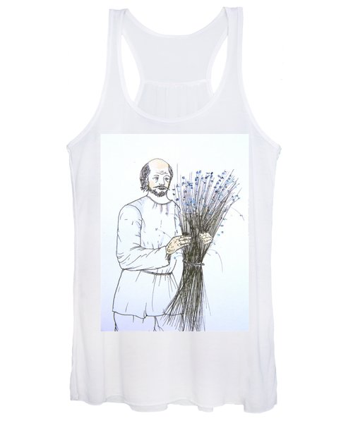 Old Man And Flax Women's Tank Top
