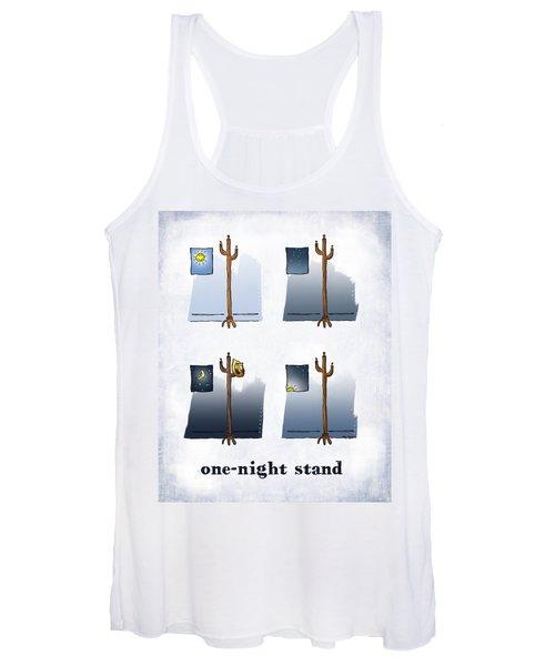 One Night Stand Women's Tank Top