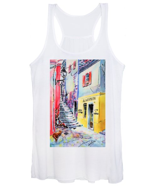 One Spring Day Women's Tank Top