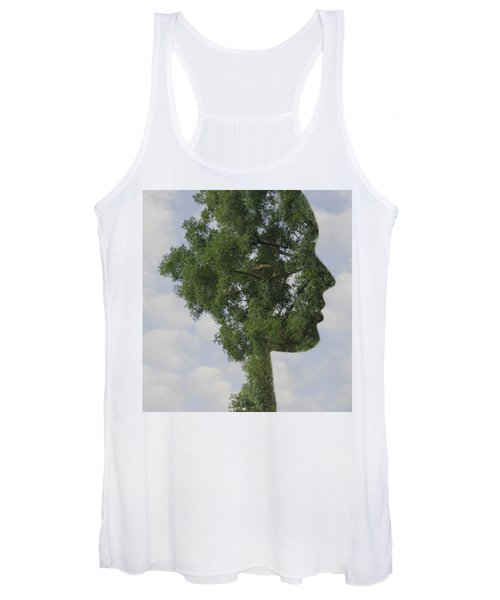 One With Nature Women's Tank Top