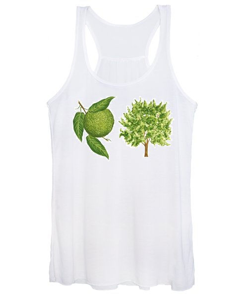 Osage Orange Tree Women's Tank Top