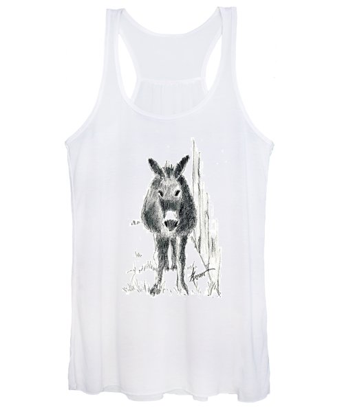 Our New Friend Women's Tank Top