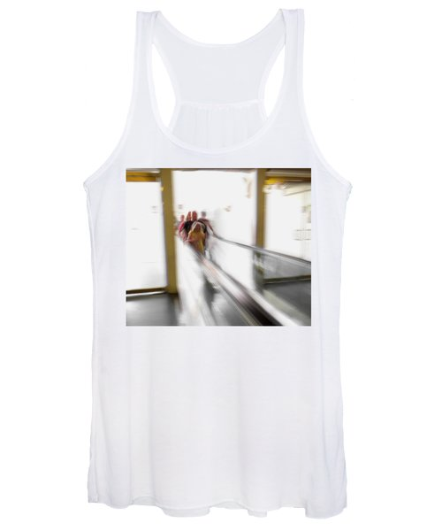 Out Of Thin Air Women's Tank Top