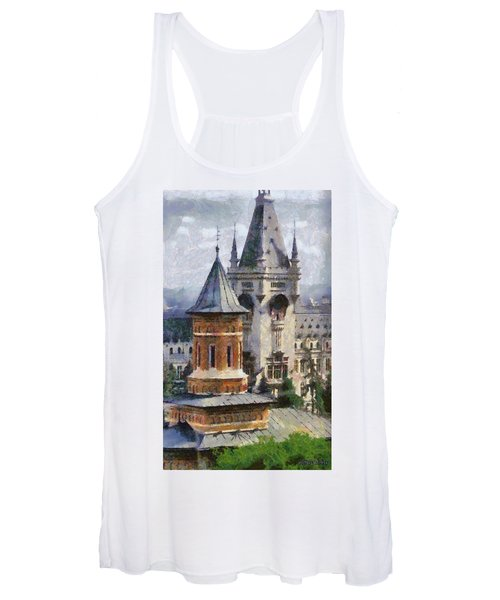 Palace Of Culture Women's Tank Top