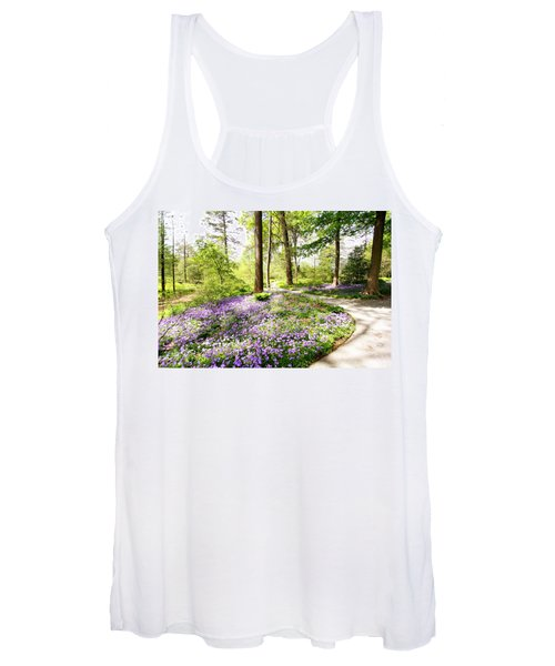 Path Of Serenity Women's Tank Top