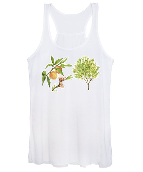 Peach Tree Women's Tank Top