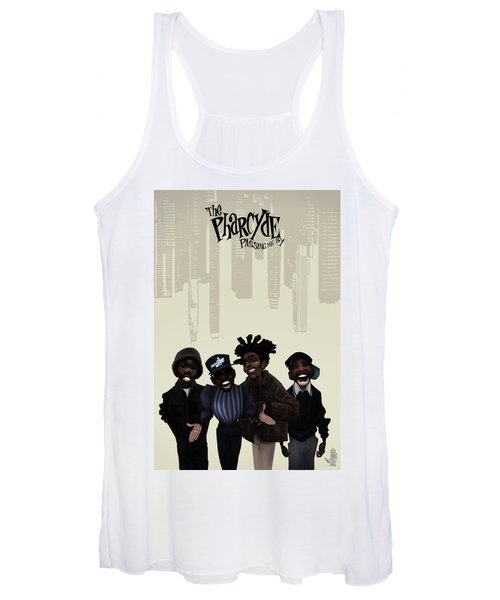 Pharcyde -passing Me By 1 Women's Tank Top