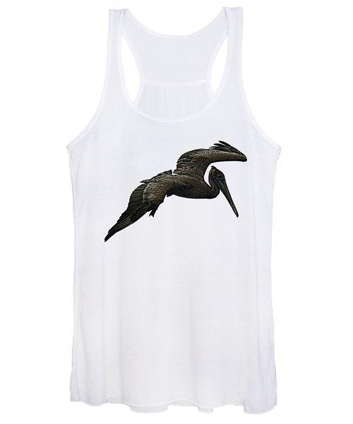 Pop Art - Pelican Selection Women's Tank Top