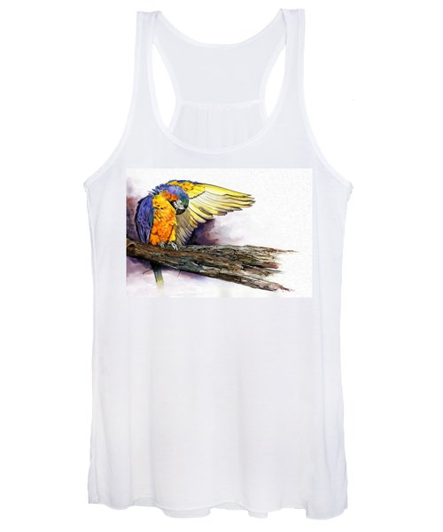 Pre-flight Check Women's Tank Top