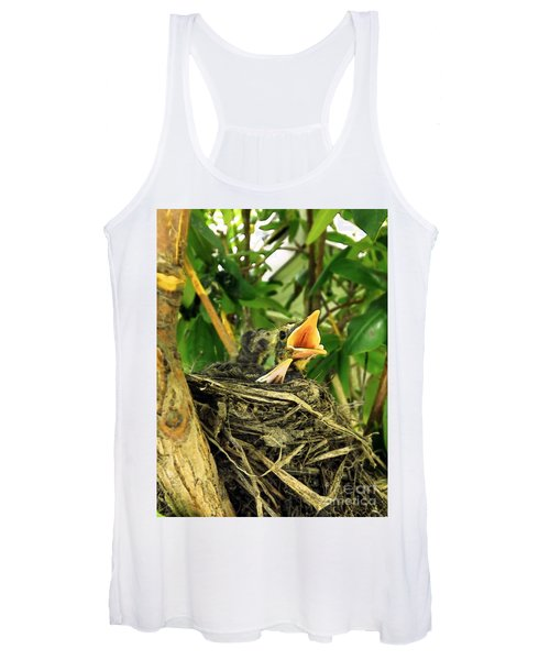 Promises Of A New Day Women's Tank Top