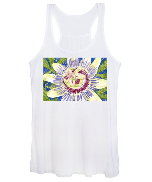 Purple Passion Women's Tank Top