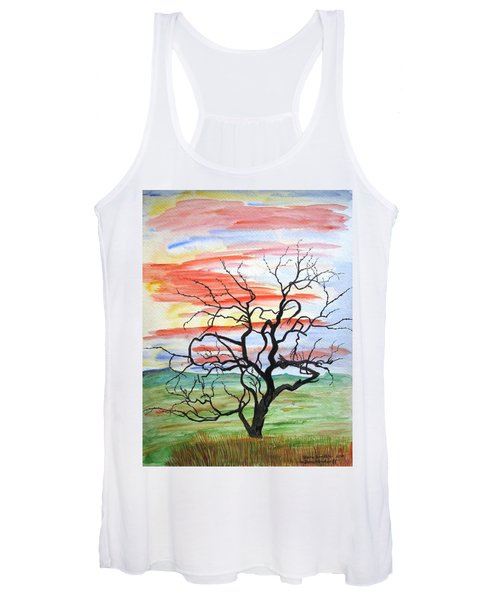 Rainbow Mesquite Women's Tank Top