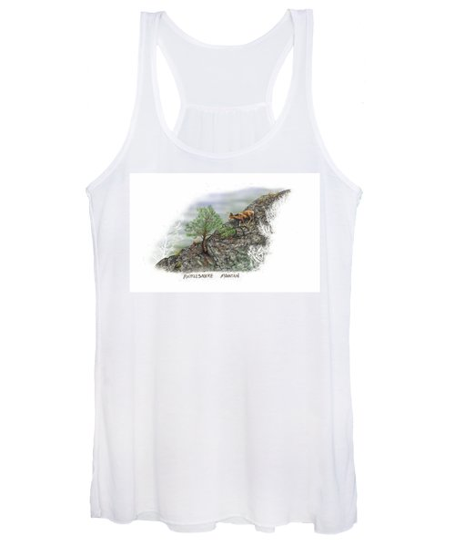 Rattlesnake Mountain Women's Tank Top