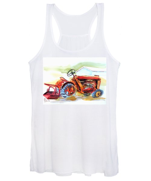 Ready For Work  Women's Tank Top