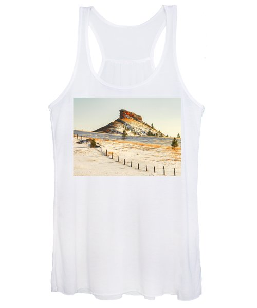 Red Butte Women's Tank Top