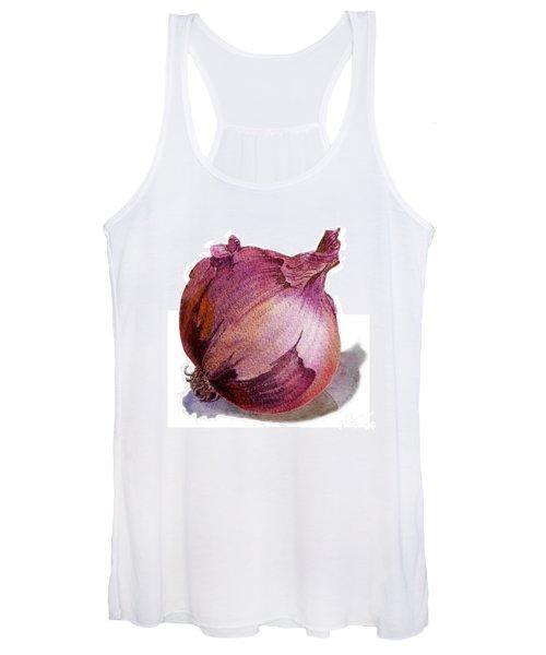 Red Onion Women's Tank Top