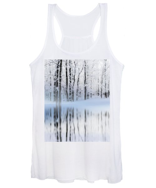 Reflection On A Dream Collingwood, On Women's Tank Top