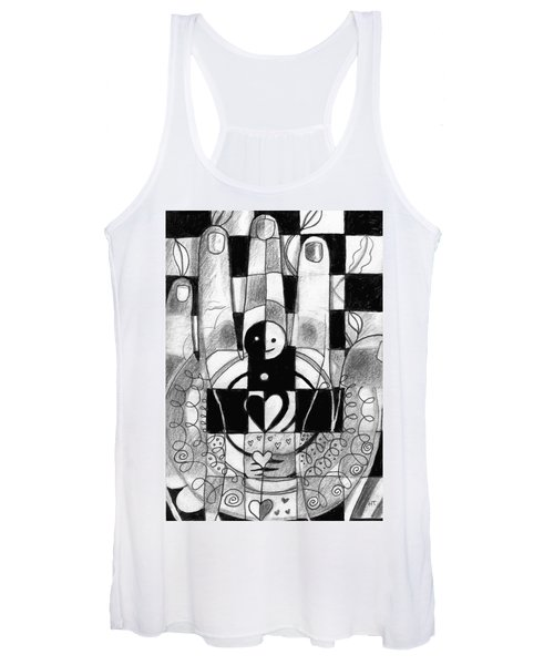Remember To Love And Nurture Women's Tank Top