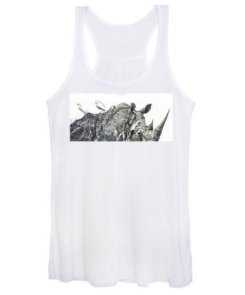 Rhino Women's Tank Top